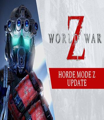 Poster for World War Z Horde Mode Z