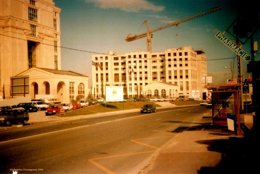 Montpellier Pompignane 1993 2