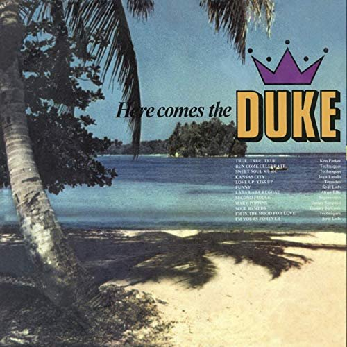 Poster for Here Comes The Duke