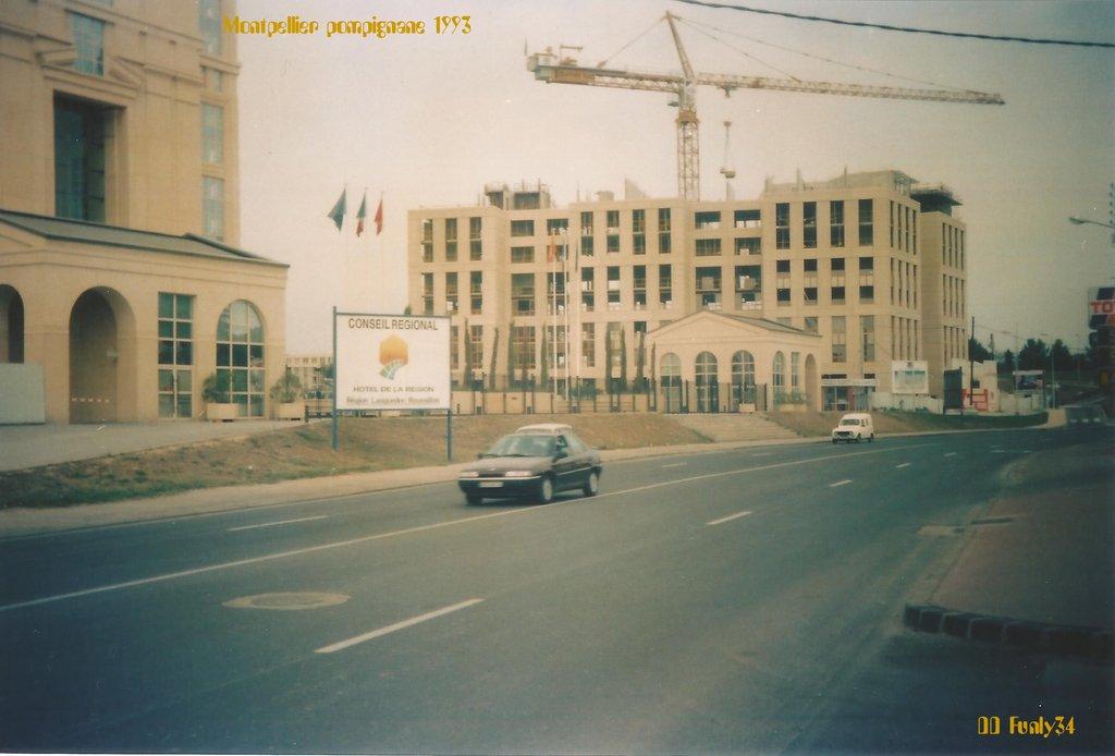Montpellier Pompignane 1993 6