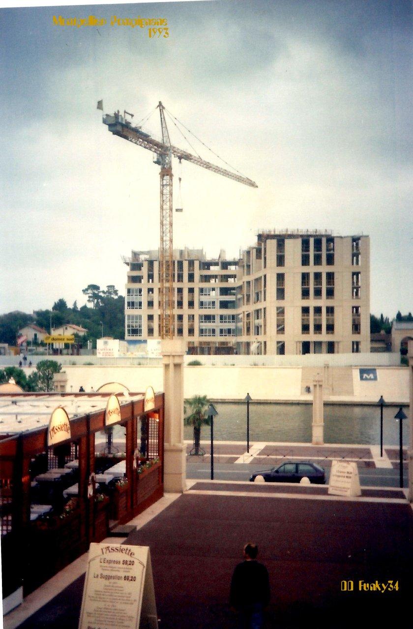 Montpellier Pompignane 1993 5