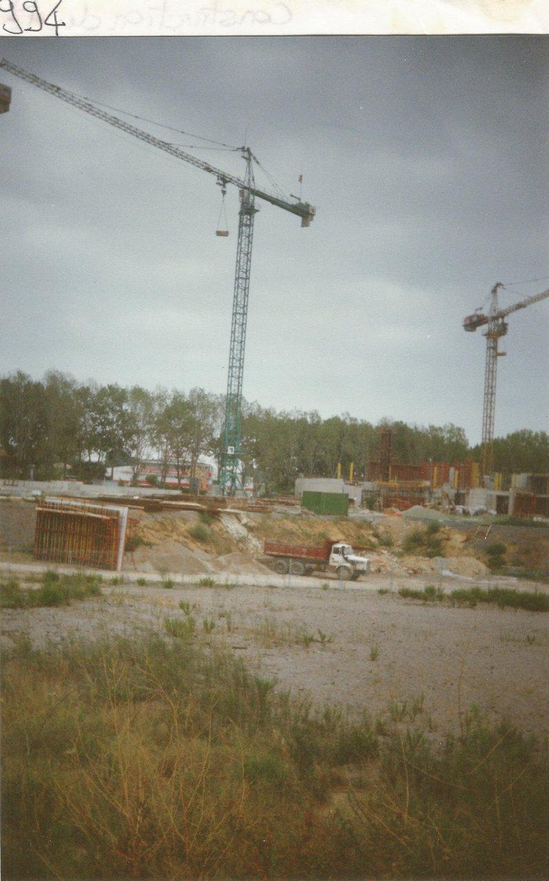 Construction fac de richter montpellier 1994 b