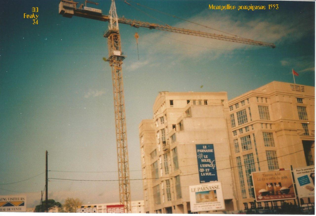 Montpellier Pompignane 1993 3