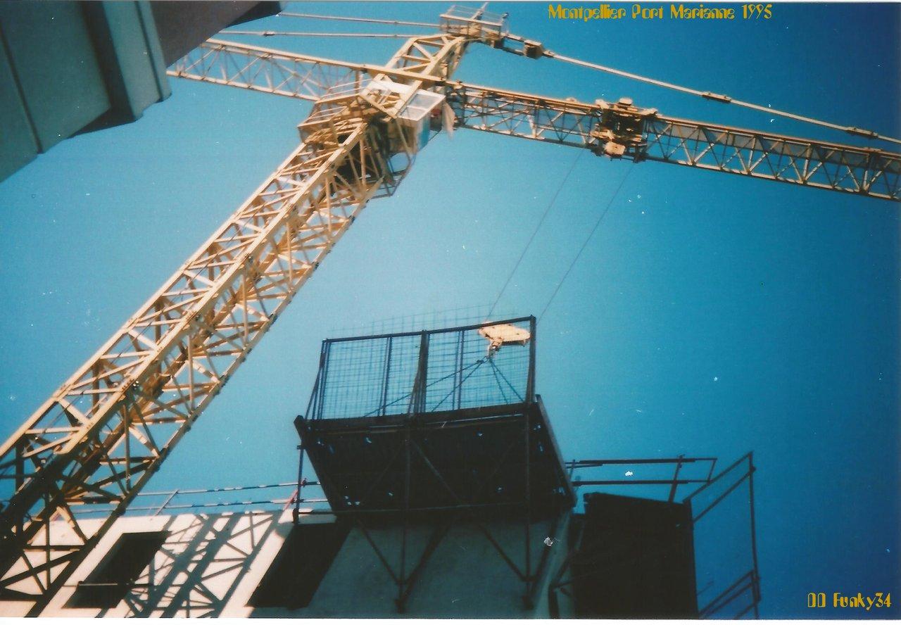 Montpellier Port marianne 1995 (2)