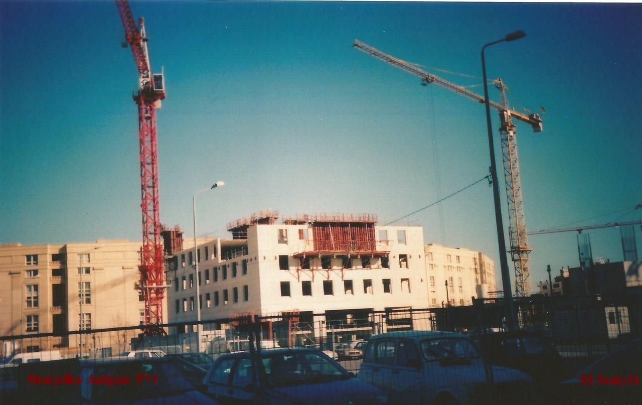 Montpellier Antigone piscine olympique 1996 (2)