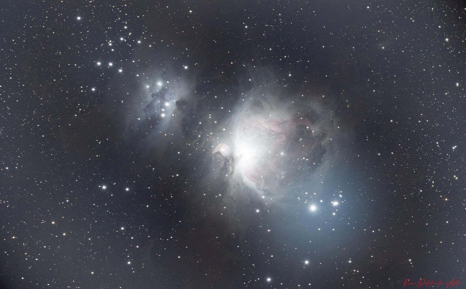 M42 nuit pas terrible