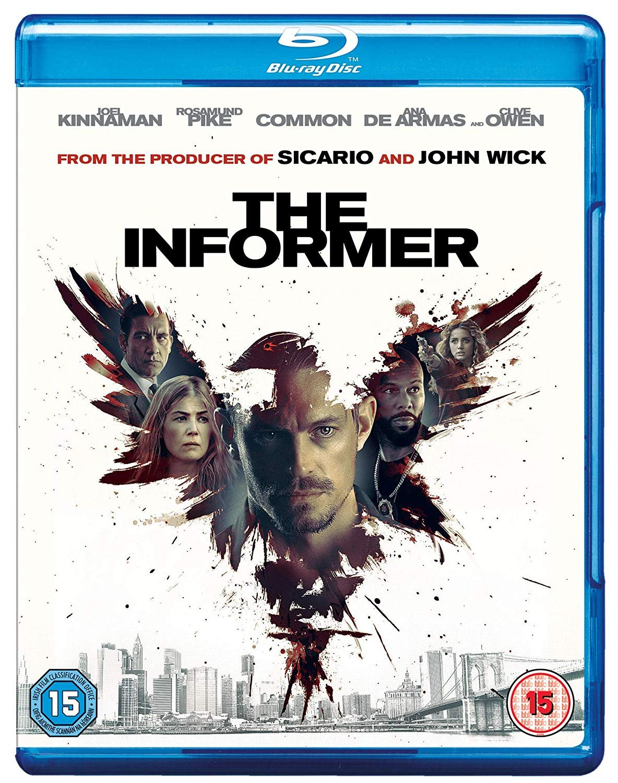 The Informer (2019) poster image