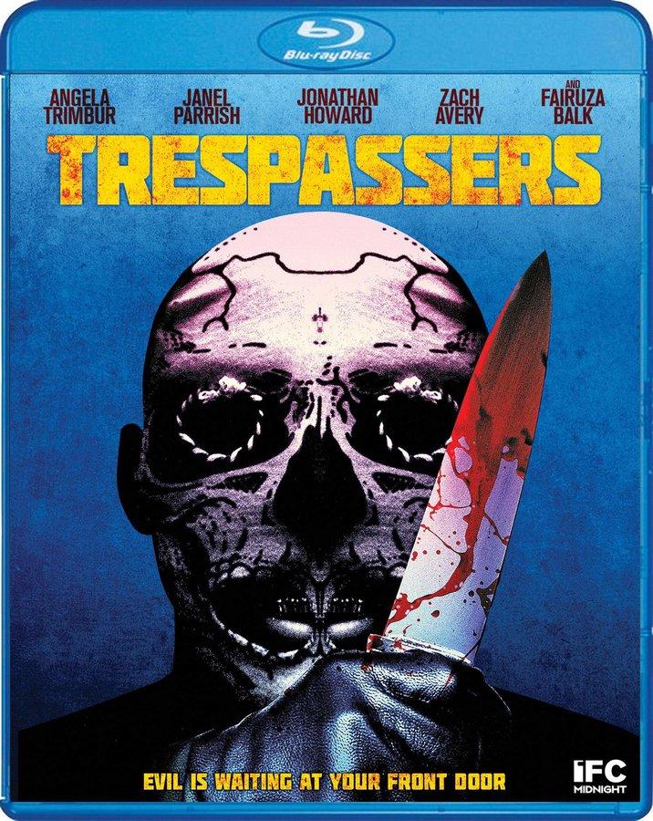 Trespassers (2018) poster image