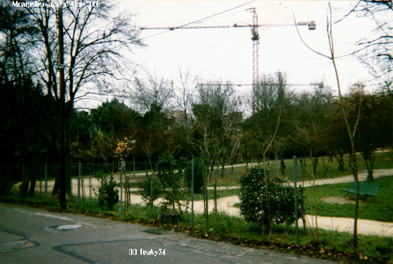 Montpellier mas d'Alco 2000