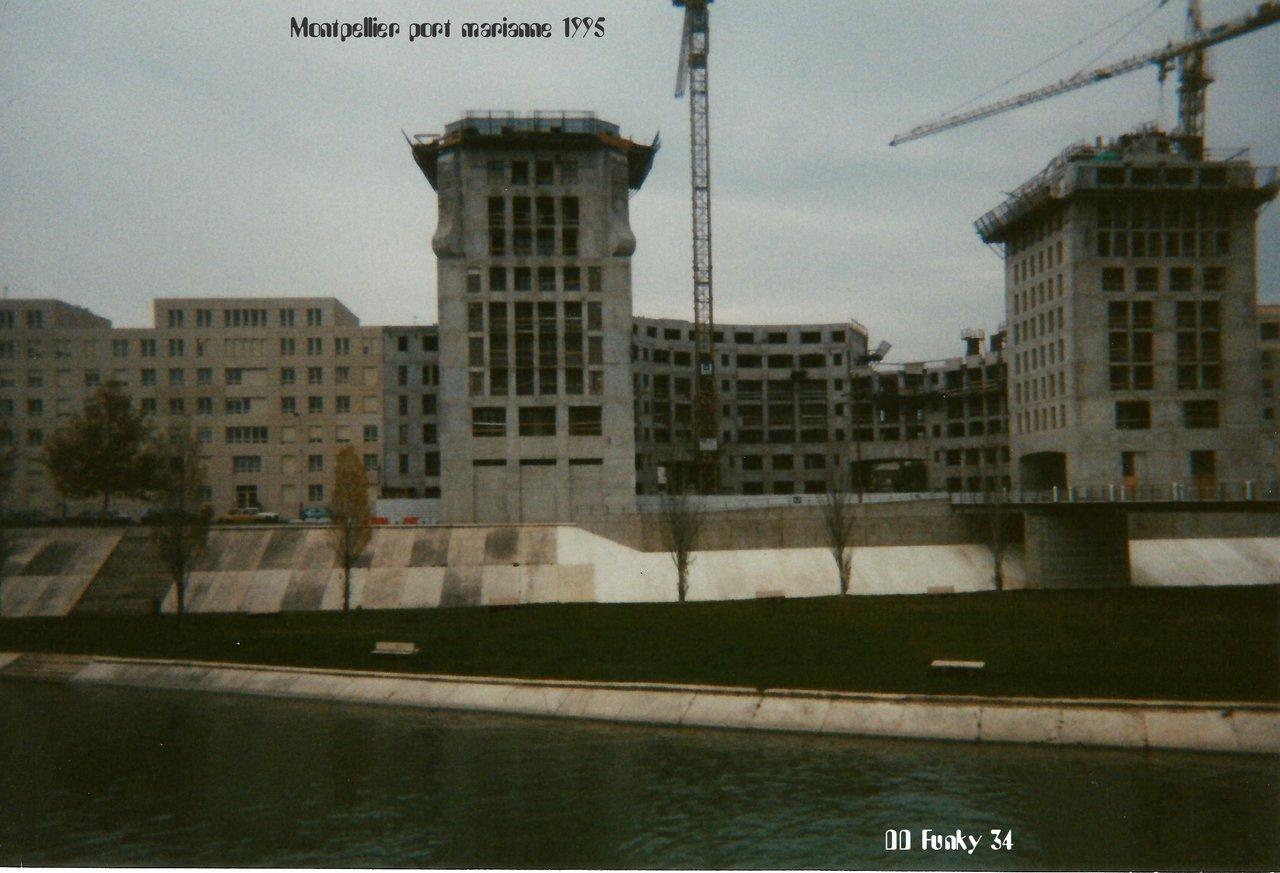 port Marianne montpellier