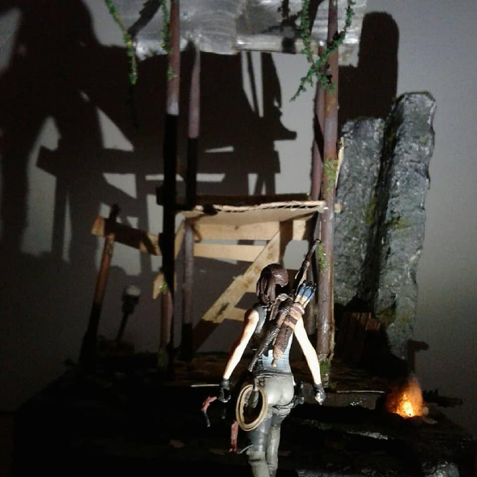 Diorama Tomb Raider 200102063327814015
