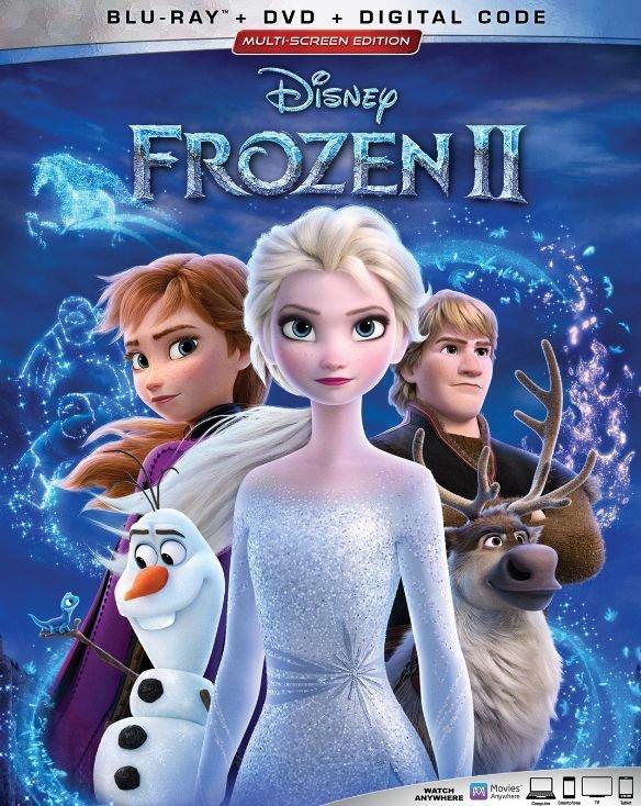 Frozen II (2019) poster image