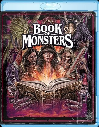 Book of Monsters (2018) poster image