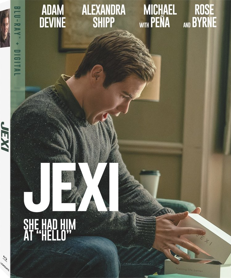 Jexi (2019) poster image