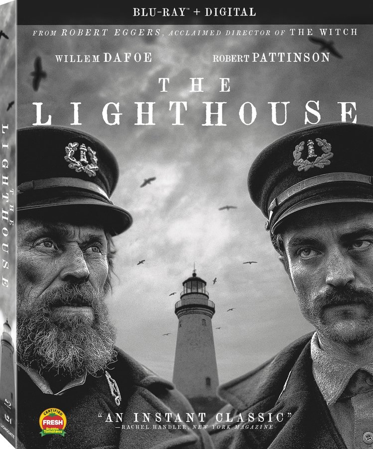 The Lighthouse (2019) poster image