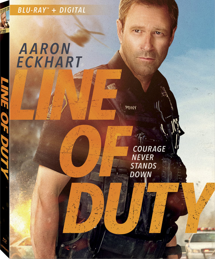 Line of Duty (2019) poster image