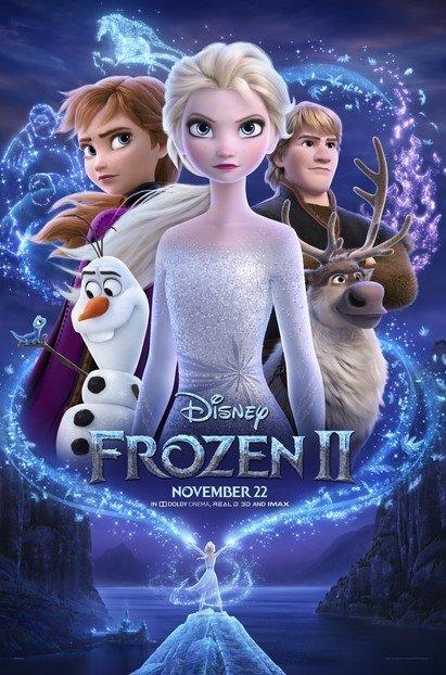 Frozen II poster image