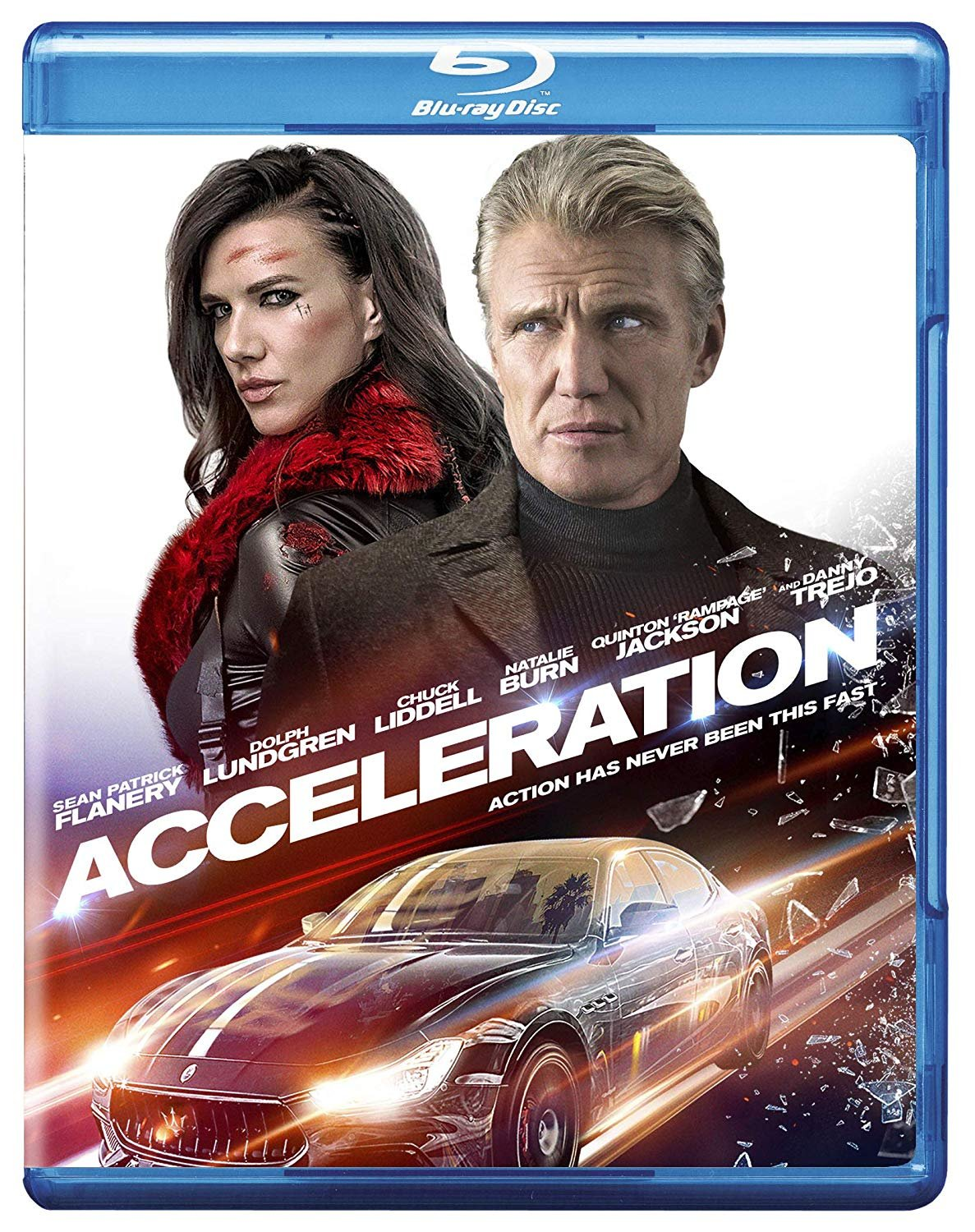 Acceleration (2019) poster image