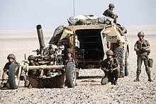 - photos légionnaires - Opération DAGUET en 1991 200106123220336903