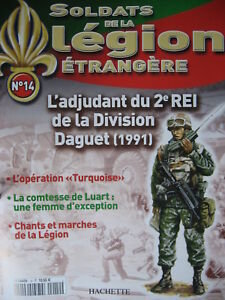 - photos légionnaires - Opération DAGUET en 1991 200106123720868045