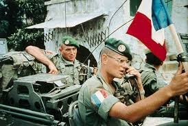 - La Légion au... LIBAN en 1982  -  Photos 200107122802726831