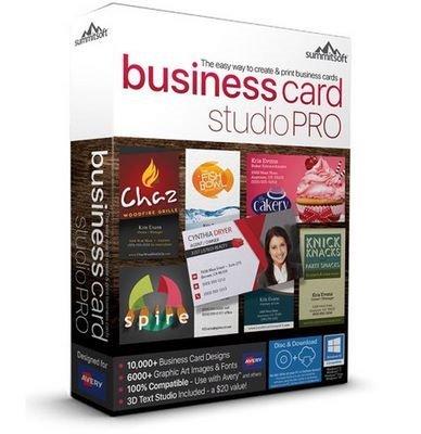 Summitsoft Business Card Studio Pro 6.0.4-P2P + Portable