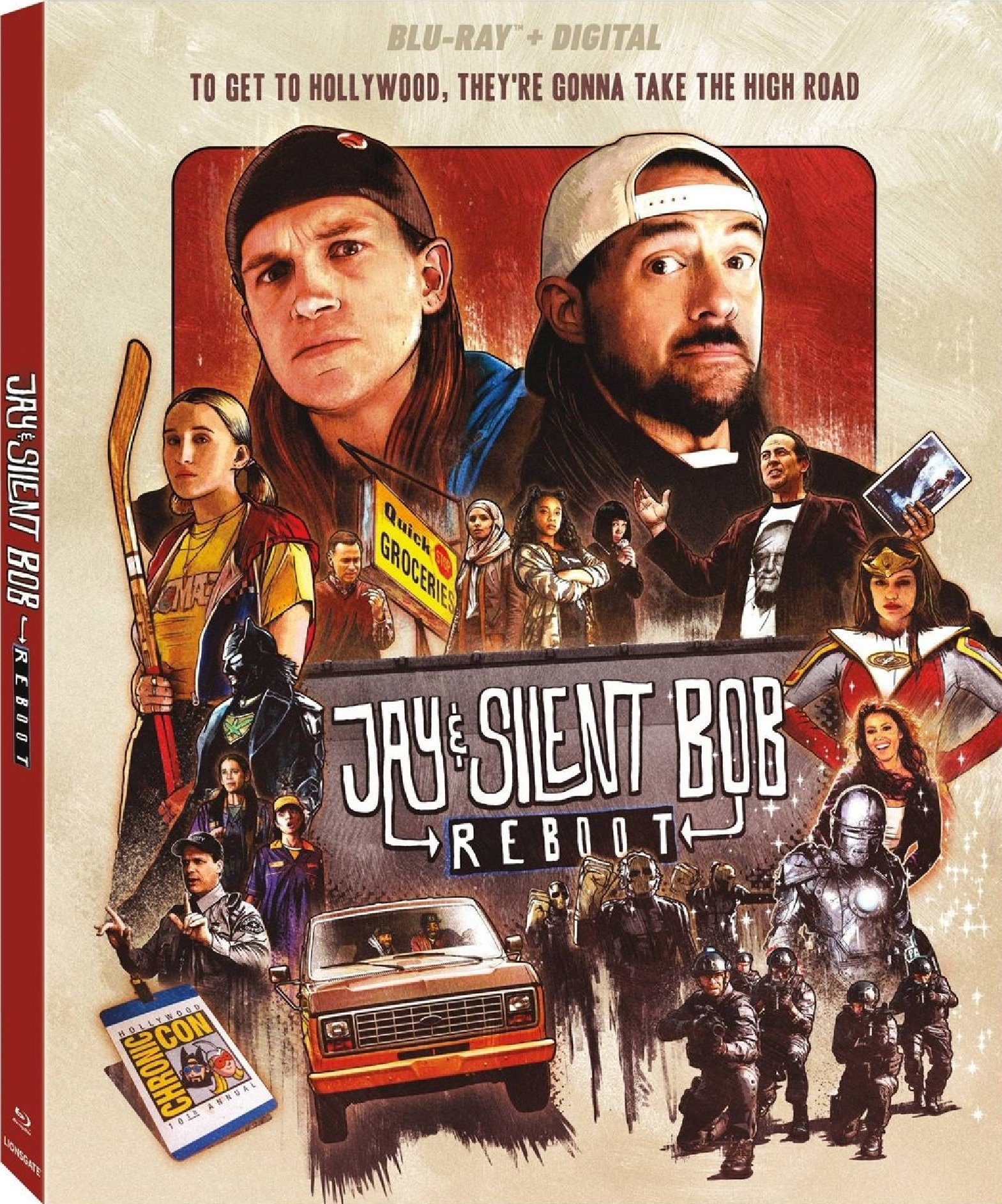 Jay and Silent Bob Reboot (2019) poster image