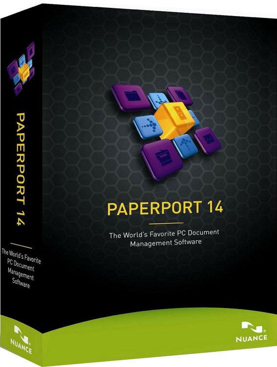 Nuance PaperPort v14.6.16416.1635