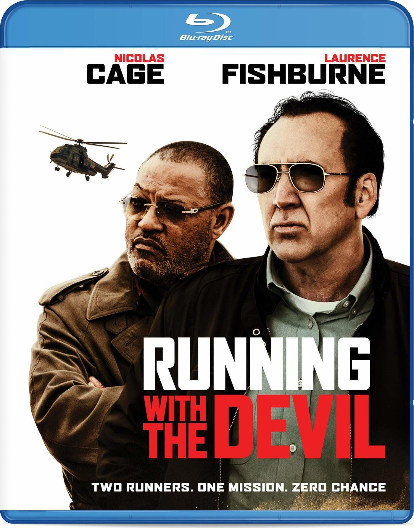 Running with the Devil (2019) poster image