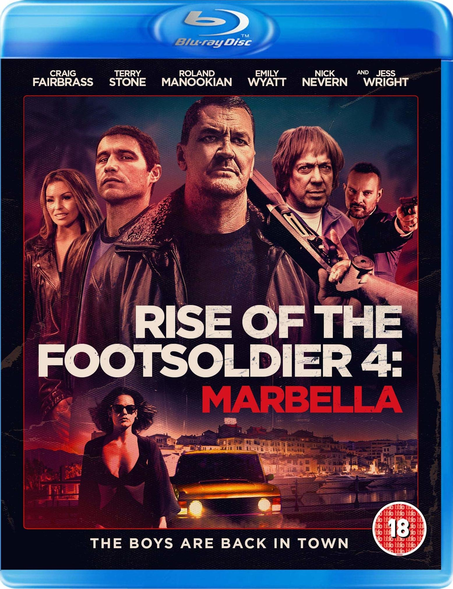 Rise of the Footsoldier: Marbella (2019) poster image