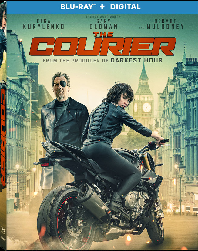 The Courier (2019) poster image
