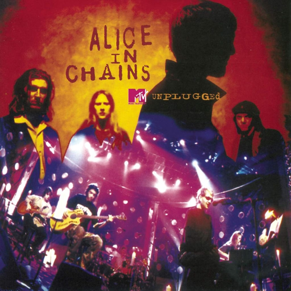 Alice In Chains - MTV Unplugged (1996)