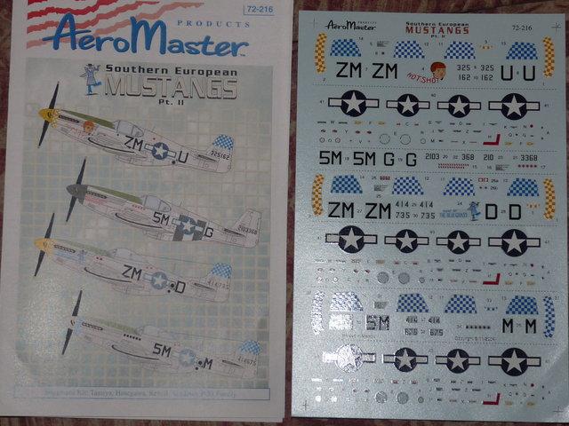 Aeromaster decals
