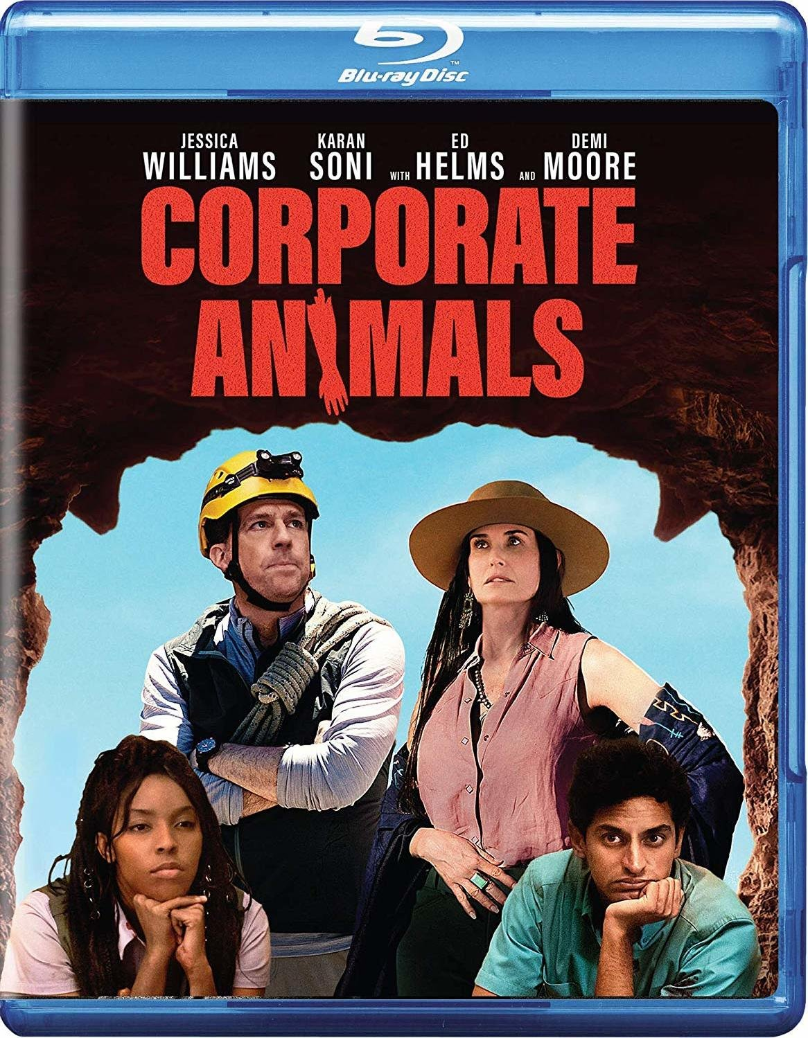 Corporate Animals (2019) poster image