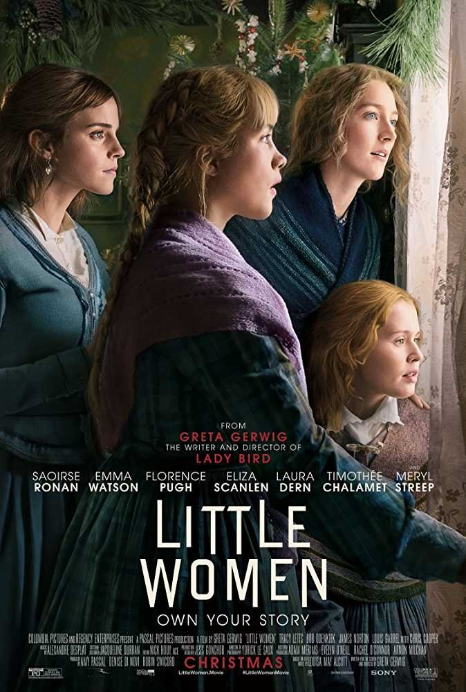 Little Women (2019) poster image