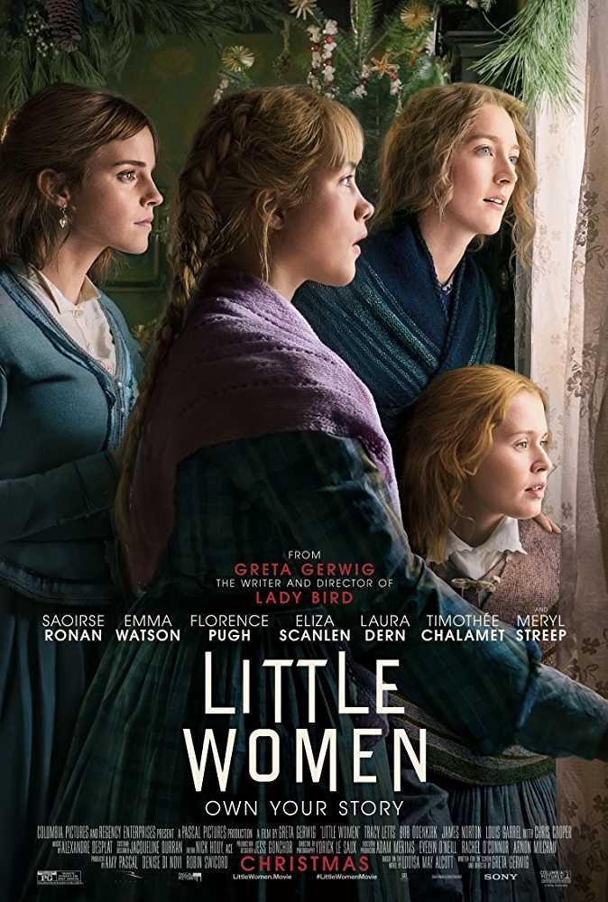 Little Women (2019) poster image
