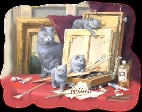 chat linette livre gilda