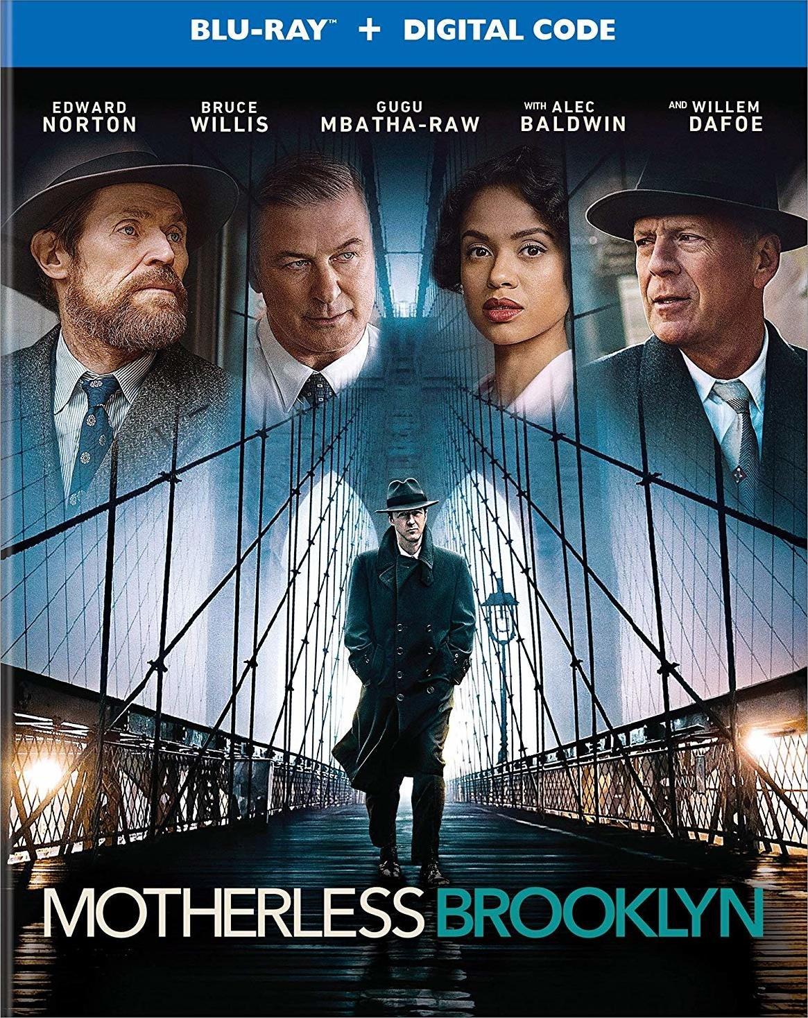 Motherless Brooklyn (2019) poster image