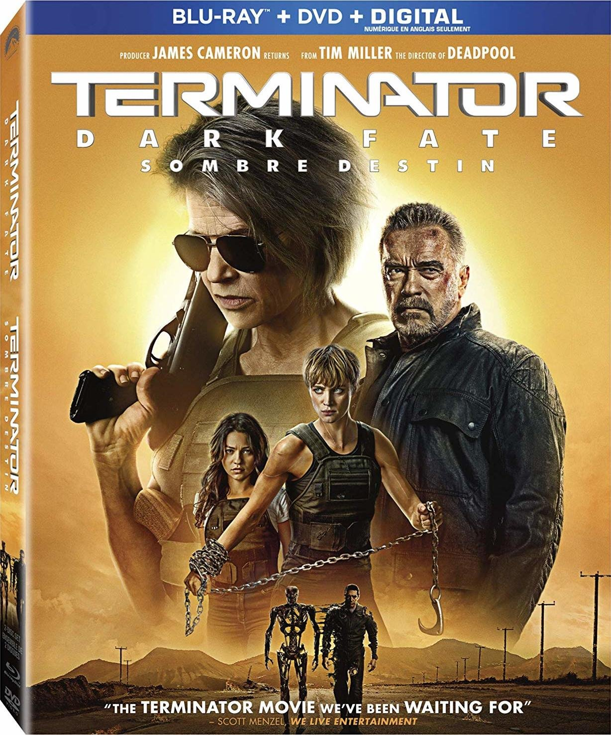 Terminator Dark Fate 2019 720p BluRay