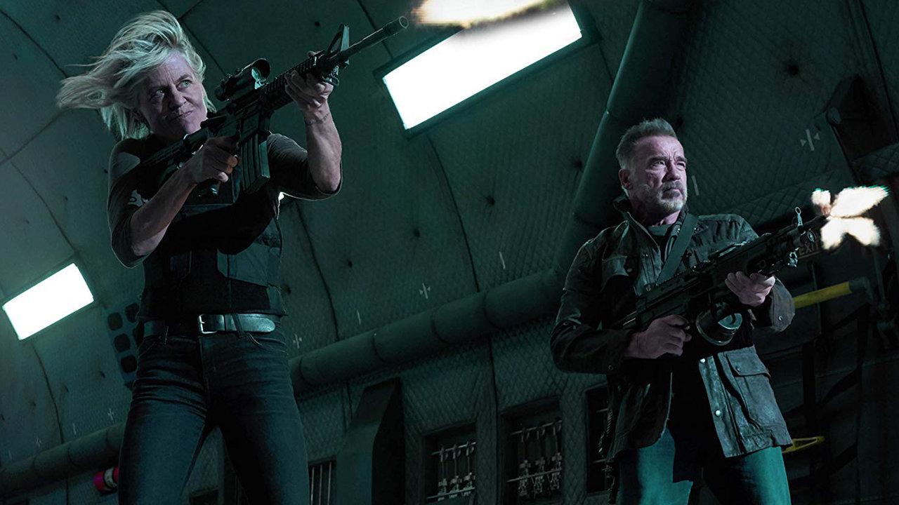 Terminator: Dark Fate (2019) image