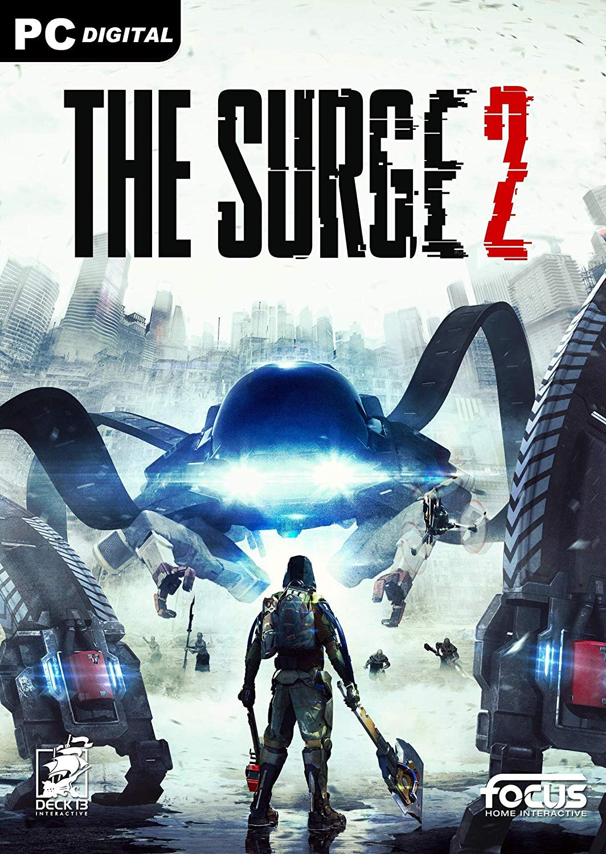 Poster for The Surge 2: Kraken