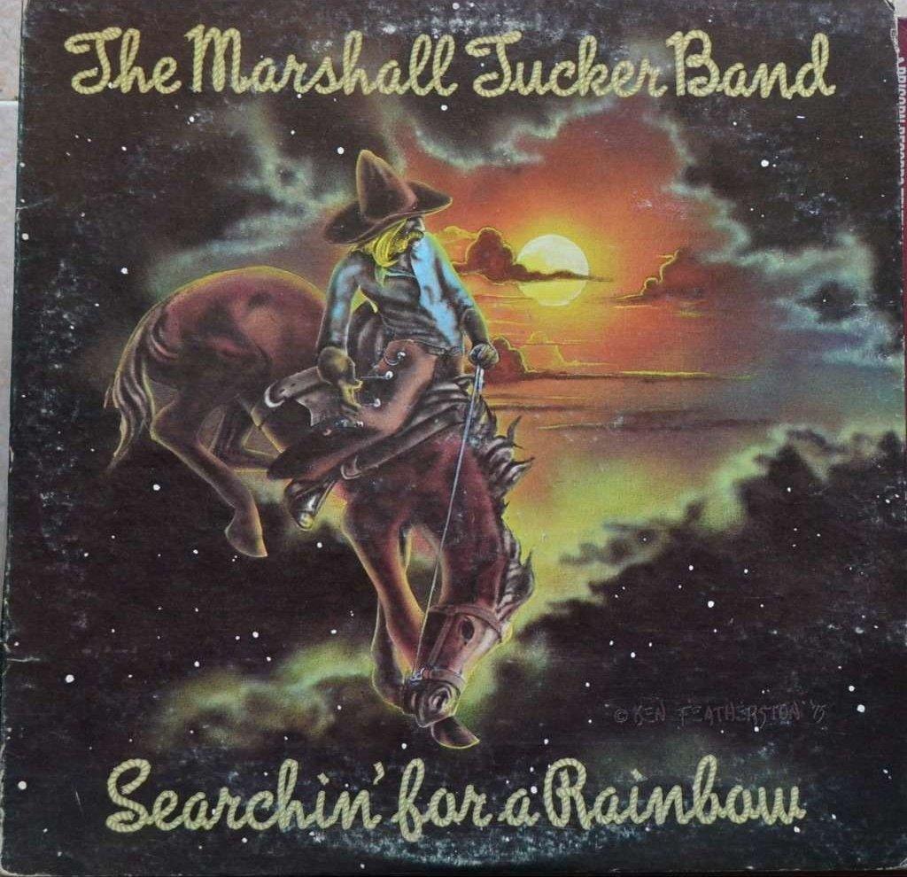 Marshall Tucker Band - Searchin' For A Rainbow (1975)