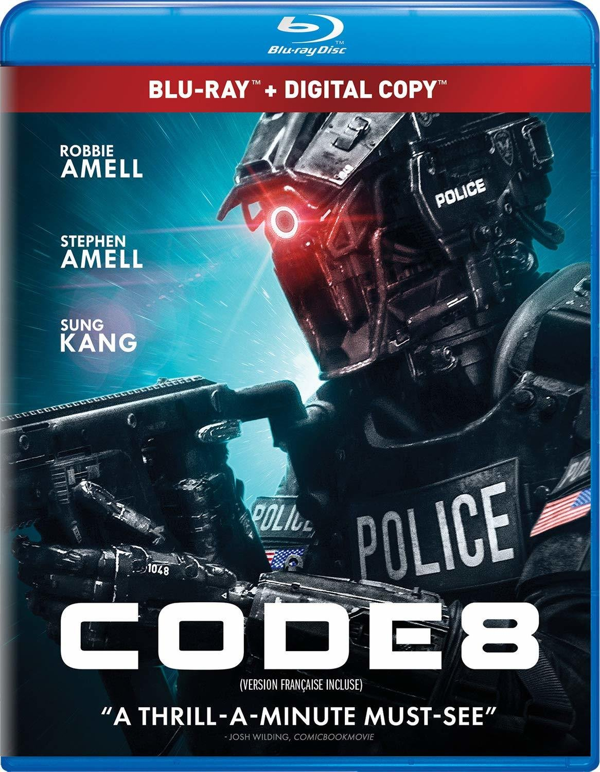 Code 8 (2019) poster image