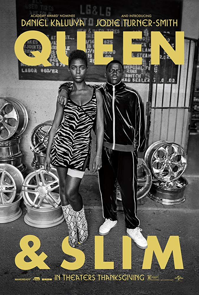 Queen & Slim (2019) poster image