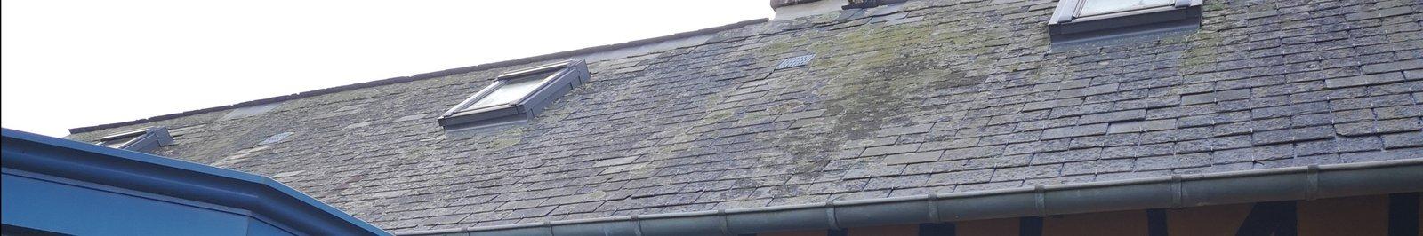 Forum : Savoir si une toiture en ardoise est en bon état ?
