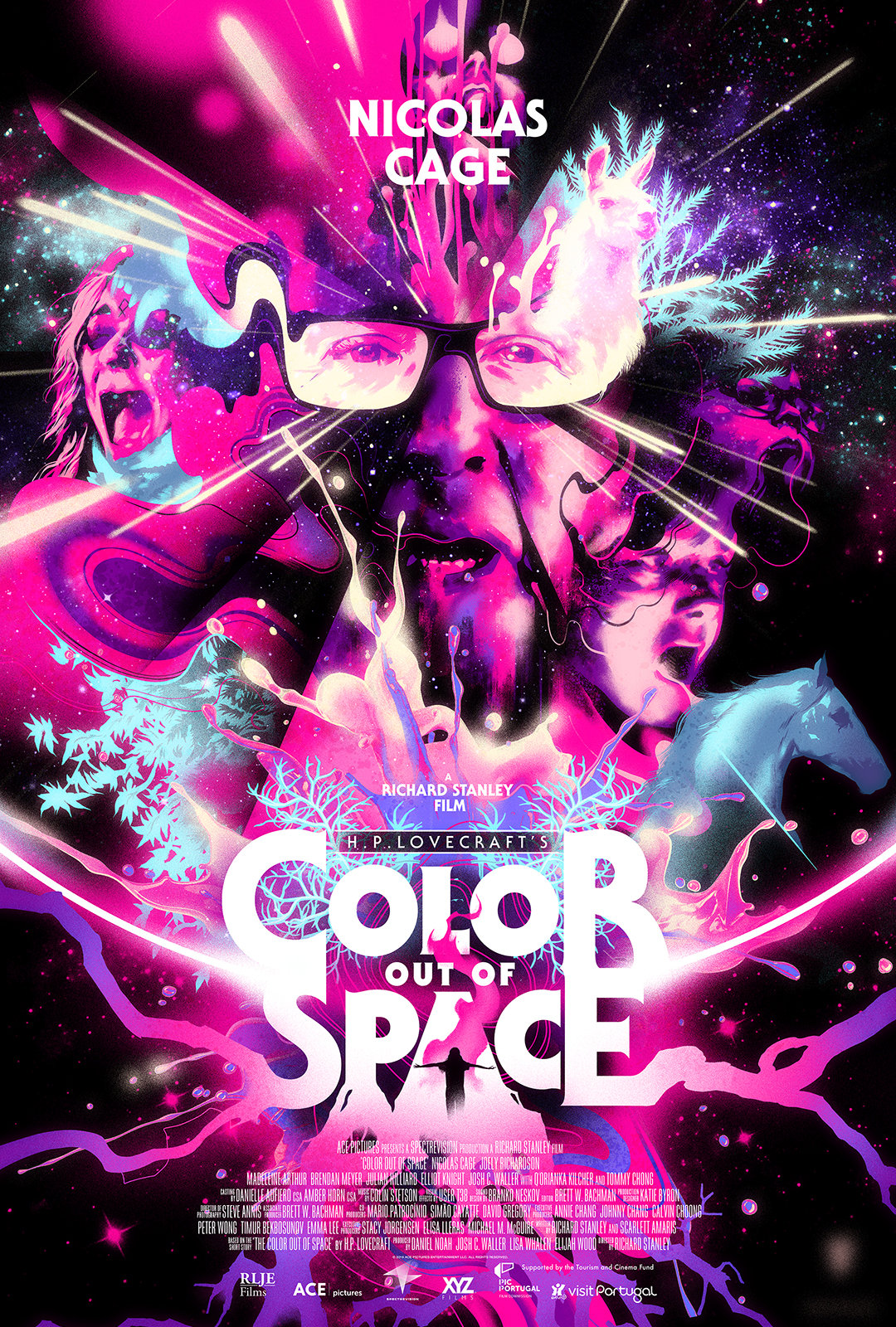Color Out of Space poster image