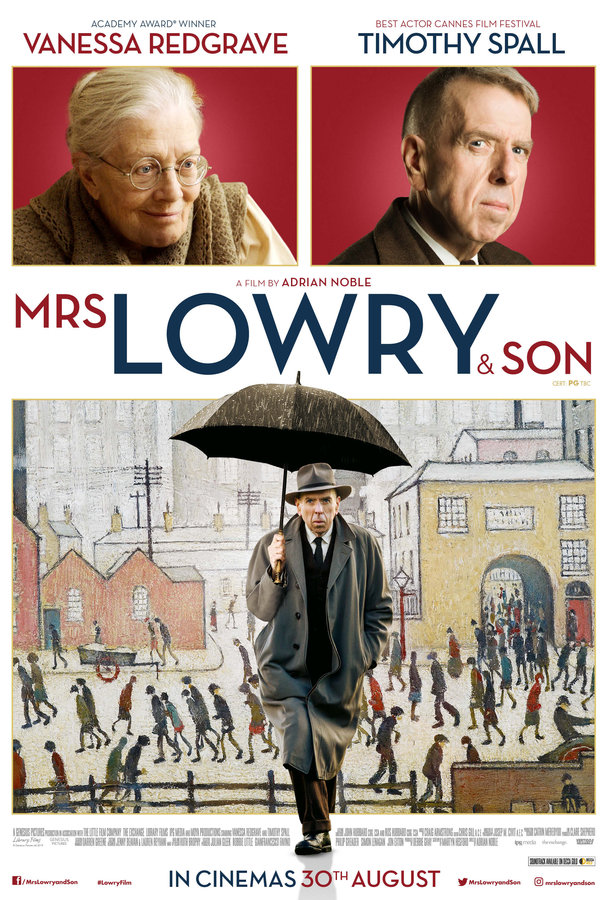 Mrs Lowry & Son poster image