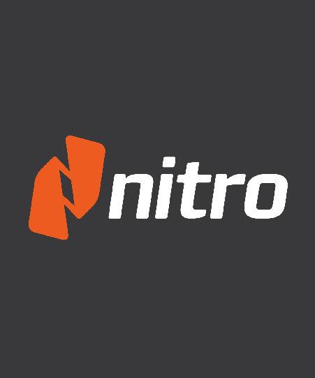 Poster for Nitro Software Nitro Pro