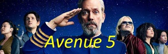 Avenue 5 Season 1 Episode 6 [S01E06]
