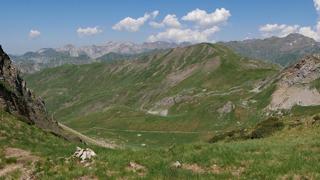 Montagne. Brèche Moundhels face Est----------Ajout----------   20011907521833953